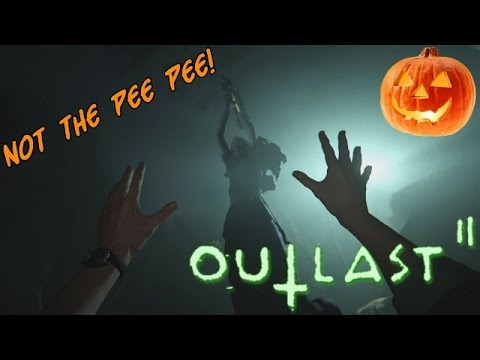THIS GAME HAS A PEE PEE FETISH! - Outlast 2 DEMO