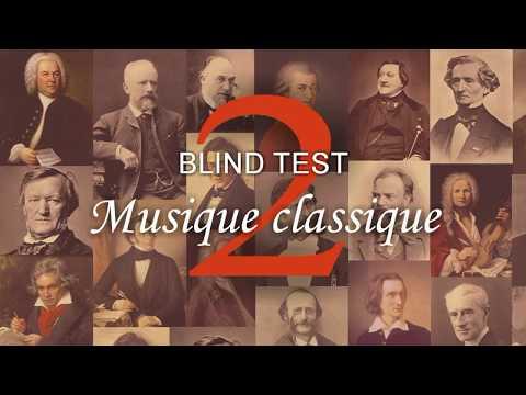 BLIND TEST: Musique classique 2