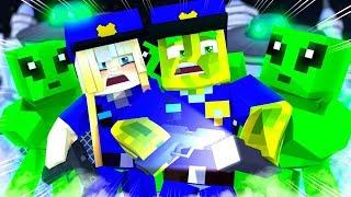1 NACHTSCHICHT in AREA 51?! - Minecraft ALLTAG