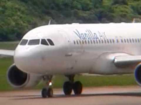 RWY CHG後16L に向けてTaxi するバニラVanilla 国際線A320/JW201/DST →SEL