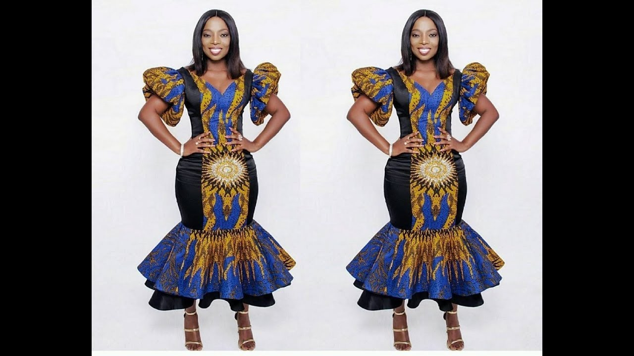 Ankara Styles With Peplum That Really Make Sense To You Youtube