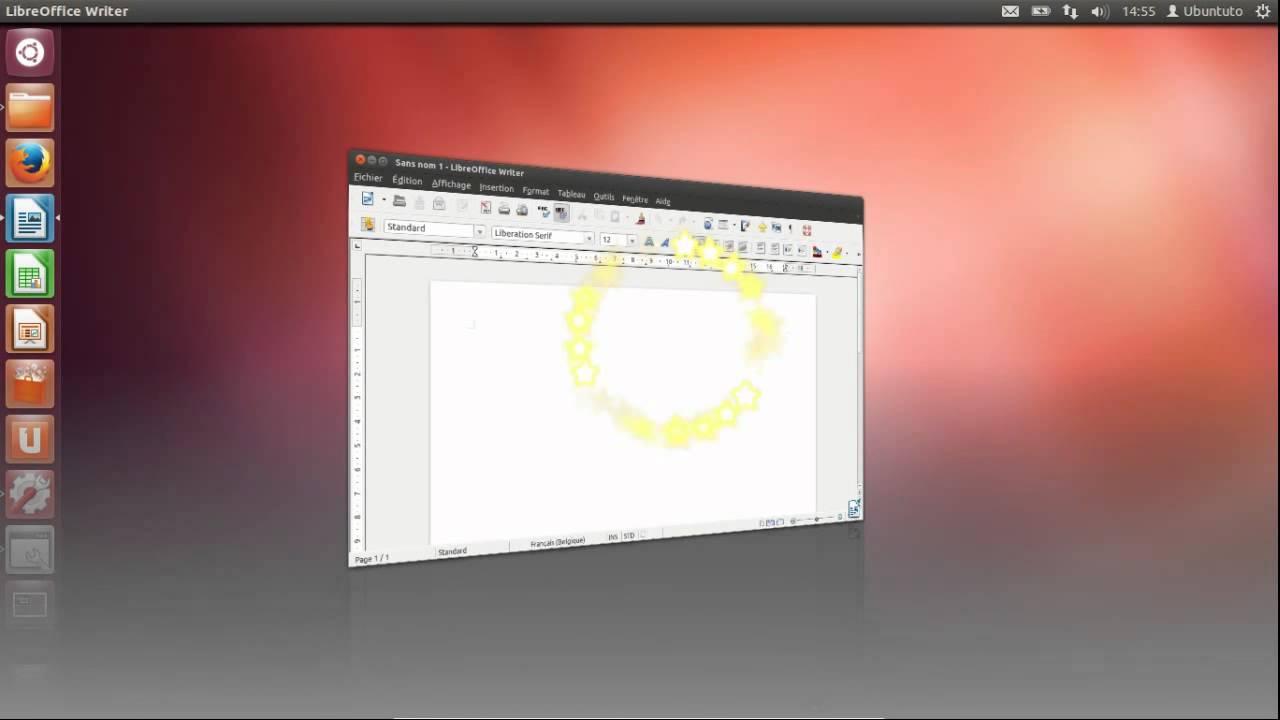 Démo des effets de bureau d exceptionnels sous ubuntu youtube