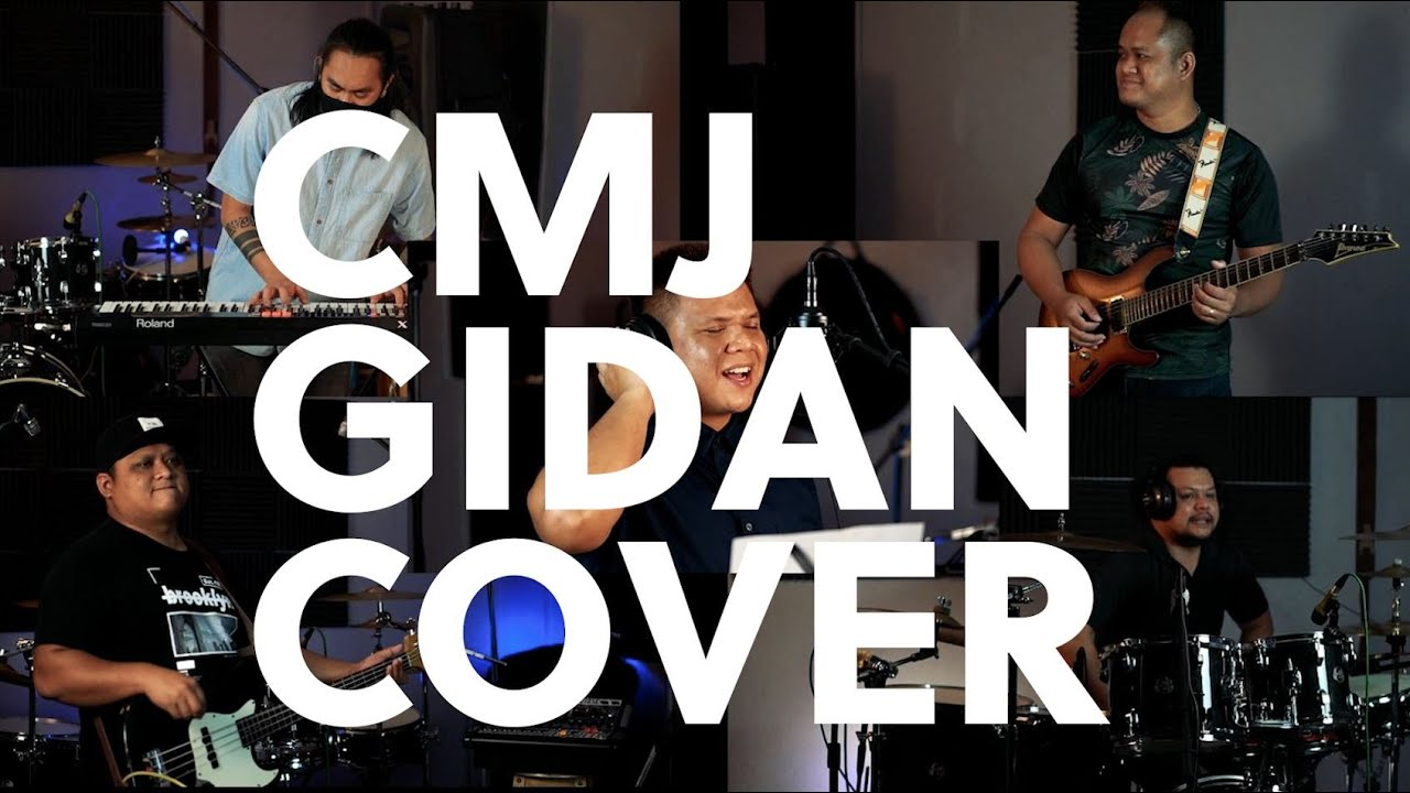 Download GIDAN - Rawing Sharris (Cover by CMJ Productions)
