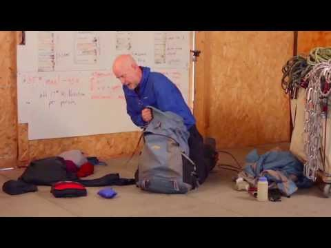 Pack Packing   How To Pack A Backpack