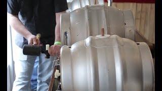 Inaugural Delaware Firkin Fest at Revelation Brewery
