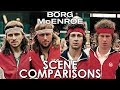 Borg McEnroe (2017) - scene comparisons