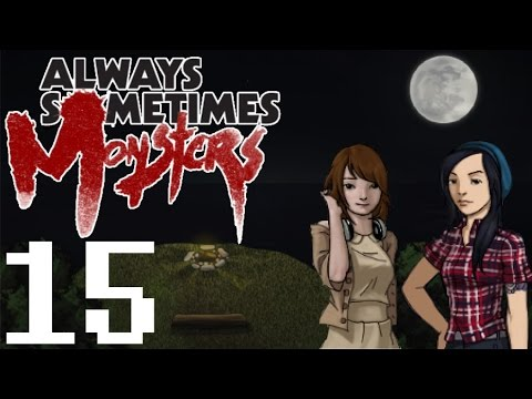 Tigey Plays: Always Sometimes Monsters P.15
