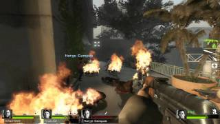 Left 4 Dead 2 Multiplayer Walkthrough Part 1 Dead Center