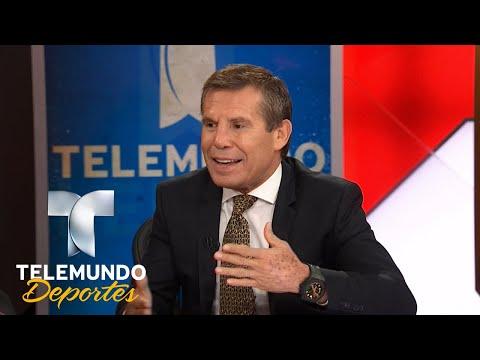 Julio César Chávez habla sin tapujos sobre su serie y vida | Boxeo Telemundo | Telemundo Deportes