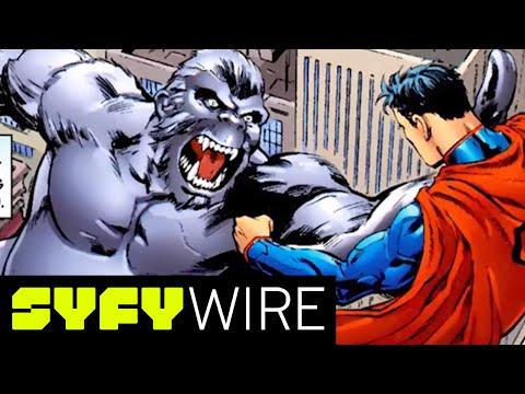 Top 11 Weirdest Superman Villains   SYFY WIRE
