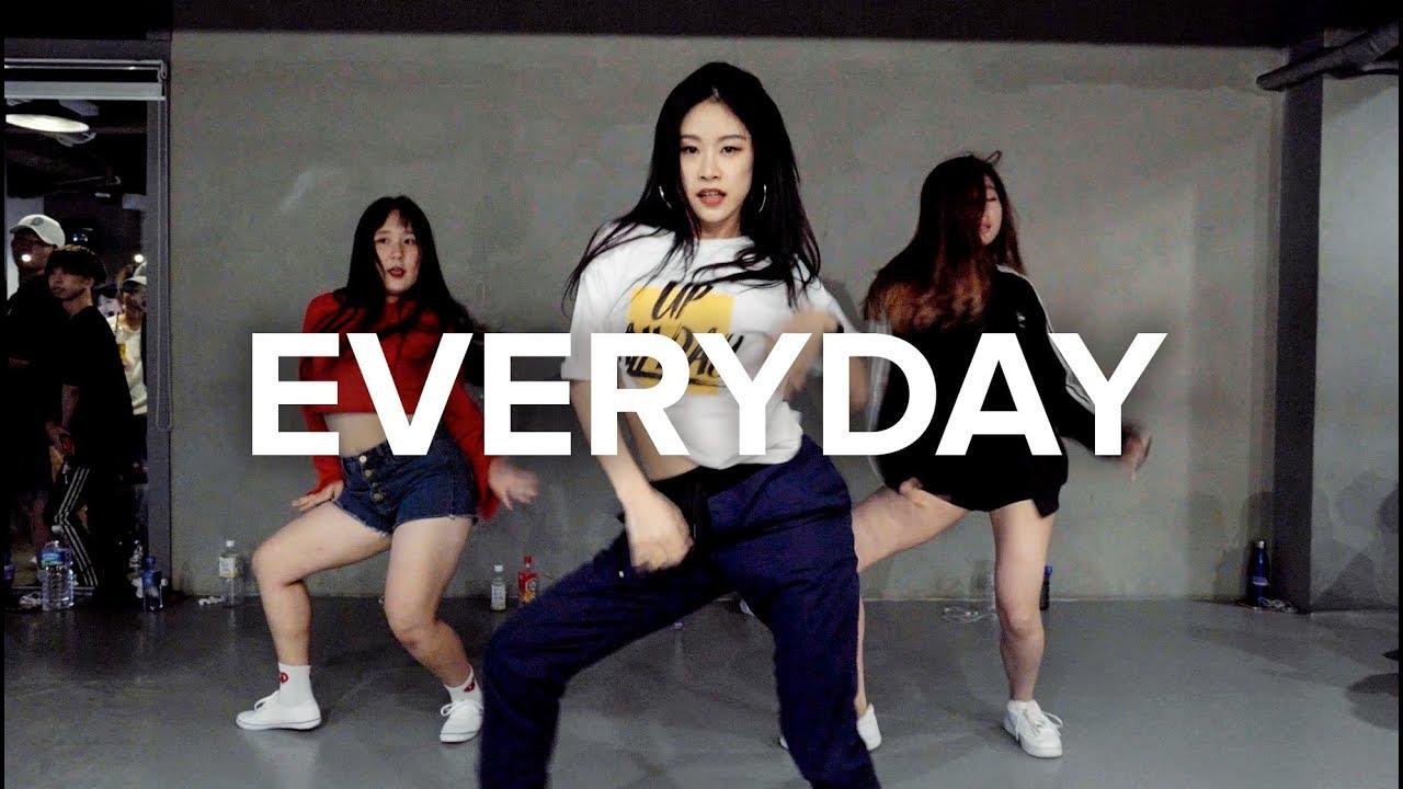 Everyday (Elbert Moria Remix) - Ariana Grande / Beginner's Class