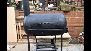 DIY: Building a BBQ from a propane tank