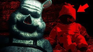 THIS ANIMATRONIC STOLE A CHILD?! NEW CREEPY ENDING FOUND! || FNAF Porkchop