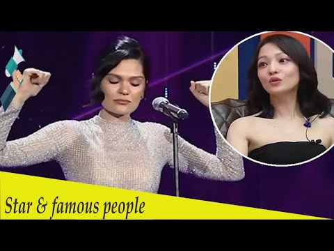Jessie J wins Chinese singing contest Singer as a CONTESTANT