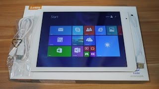 TECLAST X98 Air 3G Dual OS Tablet Unboxing & First Look