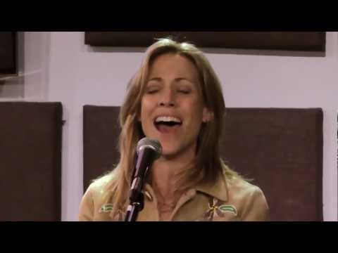 "Sheryl Crow - ""Waterproof Mascara"" Live Acoustic (29 March 2013)"