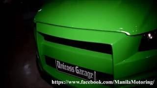 Customized Chevrolet Cruze (J300 chassis) Bodykits - Rocket Bunny style!