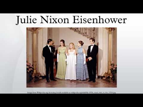 Julie Nixon Eisenhower