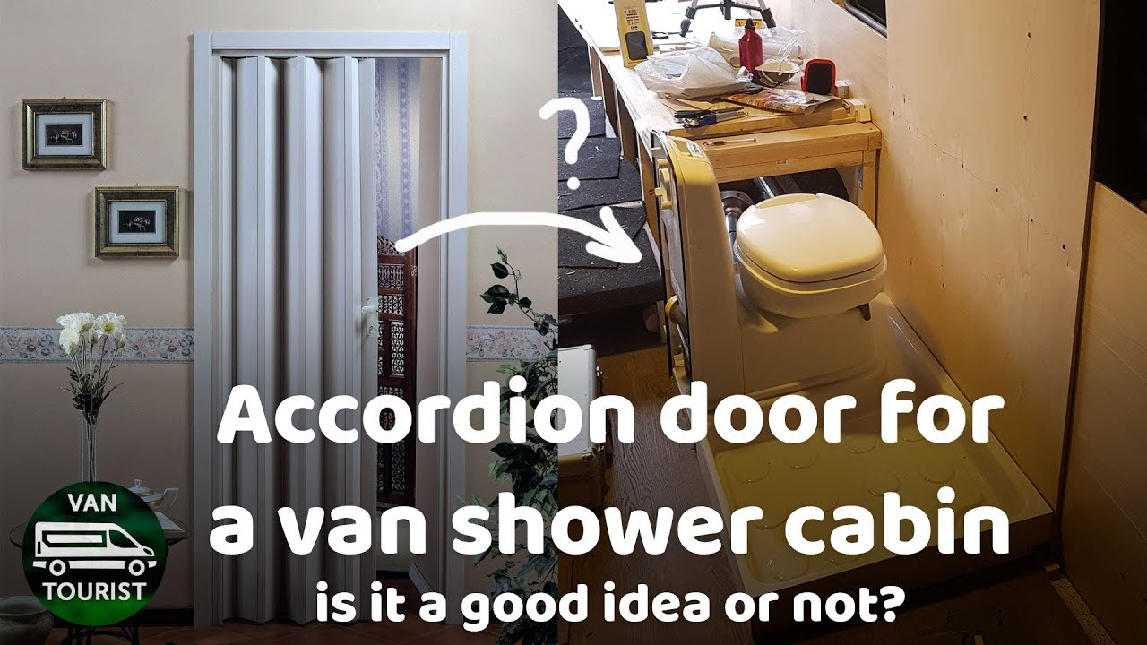 Accordion Door For A Van Conversion Shower Cabin Is That A Good