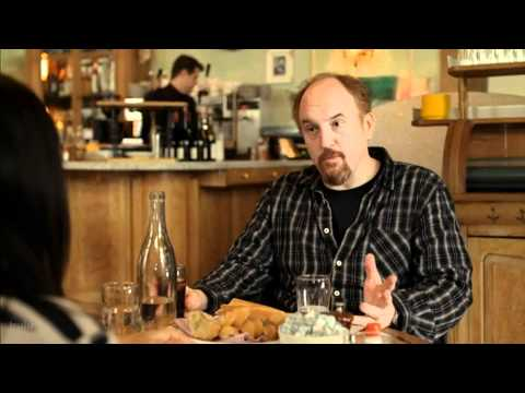 Louis CK on a date with Pamela