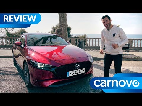 Mazda3 2019 / Mazda 3 - Compacto / Review / Prueba / Test en español   Carnovo