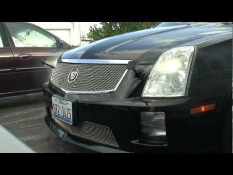 2006 Cadillac Sts V Headlight Washers Mpg