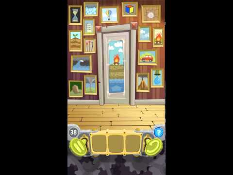 100 Doors Cartoon Level 38 Walkthrough Solution