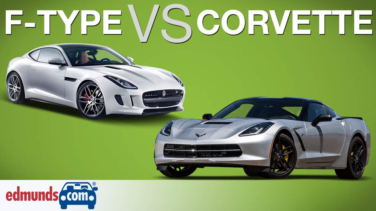 Lastest Chevrolet Corvette Vs Jaguar FType  Which Sports Car