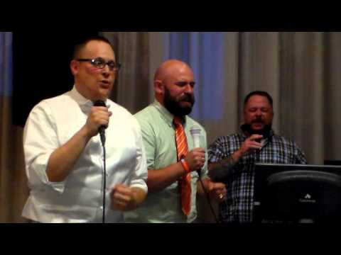 """Africa"" by Toto - Danla Troop Wedding Karaoke Version! Sept. 5th, 2015"
