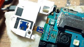 Samsung s7562,7582,speaker problem.