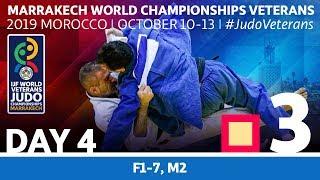 World Championships Veterans 2019: Day 4 - Tatami 3