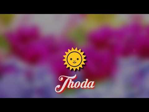 WhatsApp Video Status 2017| 30 Sec Thoda Thahar..!!☺️👌