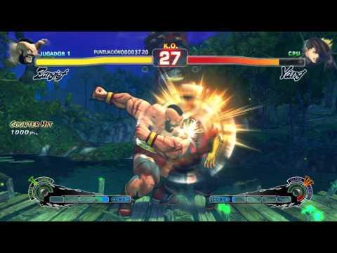 Guia Ultra Street Fighter IV Modo Arcade