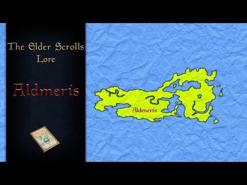 The Elder Scrolls Lore: Aldmeris