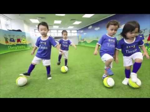 Tinytots Singapore Indoor classes