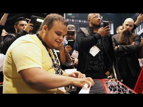 Nord at NAMM 2018: Jesús Molina highlights