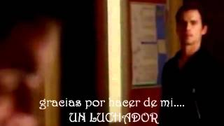 Glee Cast - Fighter (video oficial) sub español