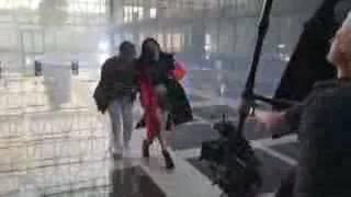 Съёмки клипа Егора Крида и Молли - если ты меня не любишь
