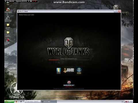 Problem z uruchomieniem gry World of Tanks :C