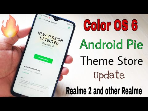oppo theme store update