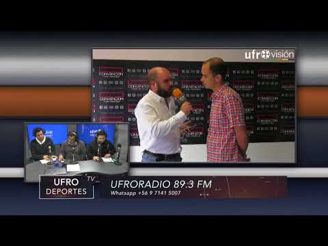 Equipo de Ufrodeportes ya está en Venezuela para duelo de Deportes Temuco | UFRODEPORTES