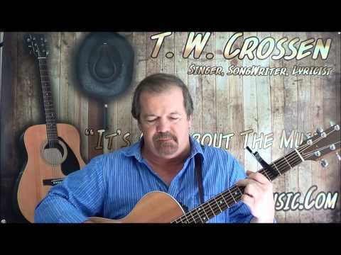 "T.W. Crossen  ""BROKEN""  Written by T.W. Crossen"