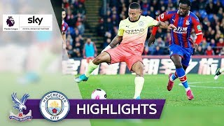 Verdienter Auswärtssieg für Pep! | Crystal Palace - Manchester City 2:0 | Highlights Premier League
