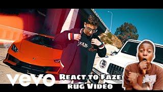 Reacting to Faze Rug- Goin' Live   #fazerug #fazerugmusicvideo #goinglive #Goin'live #brawadis #vevo