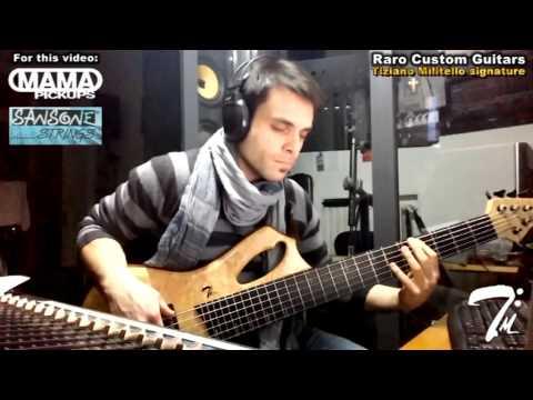 Manhattan (Eric Johnson) - Tiziano 7:Az Militello (G3 live bass cover)