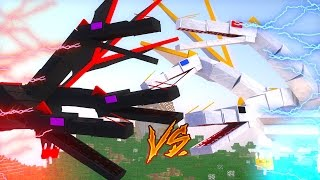 Minecraft: CORRIDA PVP - THE QUEEN vs THE KING!