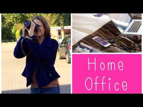8 Tipps für`s Home-Office / Wie arbeite ich eigentlich!? / LadyLandrand