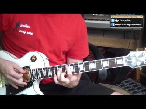 Johnny Rivers - Stagger Lee - GuitarTutorial (VINTAGE GUITAR LESSONS!)