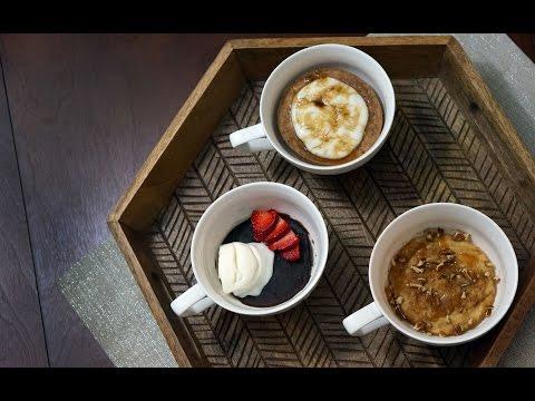 3 Mug Cake Recipes Under 150 Calories