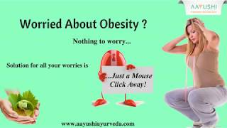 Ayurvedic Treatment for Obesity In Kochi | Weight Loss Treatment in Kerala | Obesity Solutions India